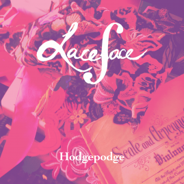 Cover art for Hodgepodge by the cellist Laceface